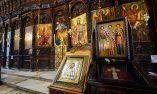 Иконостас - Св. Богородица - Пазарджик