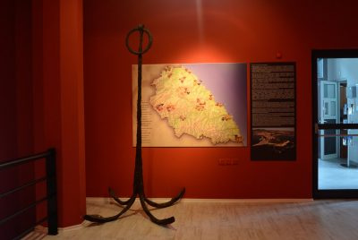 Експозиция - музей Царево