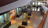 От горния етаж на музея