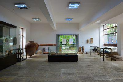 Входна зала на музея