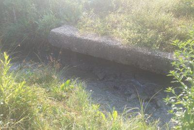 Прекосяването на реката