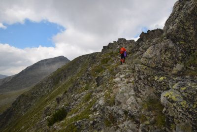Изкачване на връх Иречек