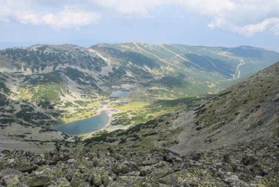 Гледка към Мусаленски езера