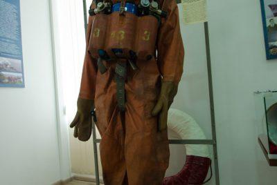 Водолазен костюм
