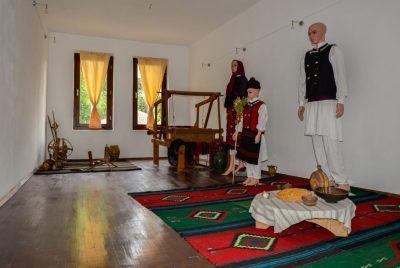 Етнография - музей Мелник