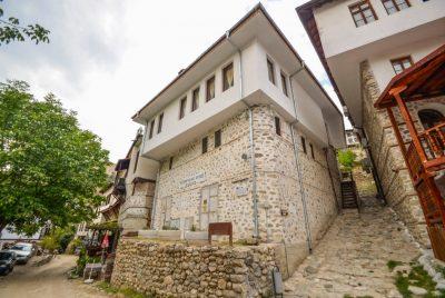 Историческия музй в град Мелник
